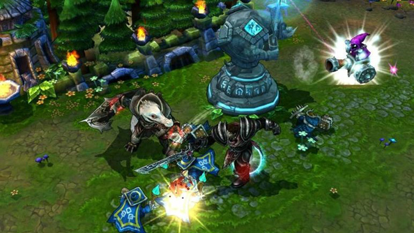 League of Legends is a game that inspires long hours for its developers, Riot Games.