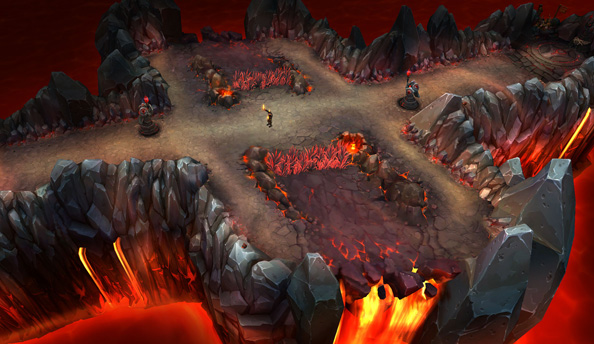 Riot on League of Legends' cancelled Magma Chamber: one does not simply create a map