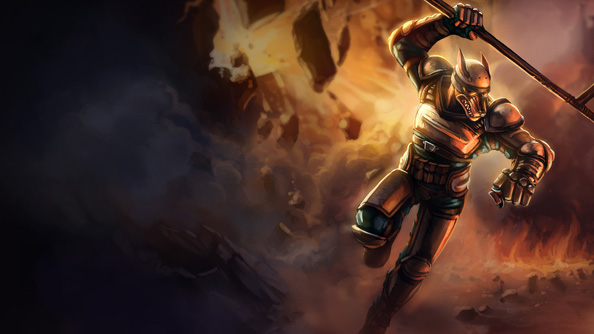 League of Legends champion Nasus' voice to be switched after death of original actor