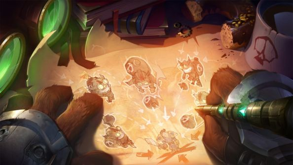 League of Legends One for All mode went live this weekend, will shuffle off on December 12