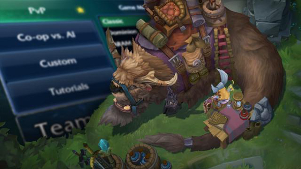 Why the Summoner's Rift update is good for League of Legends' performance