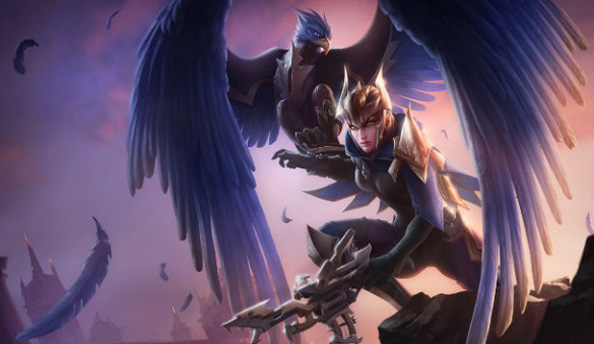 League of Legends Champion Spotlight: meet Quinn and Valor, Demacia's Wings