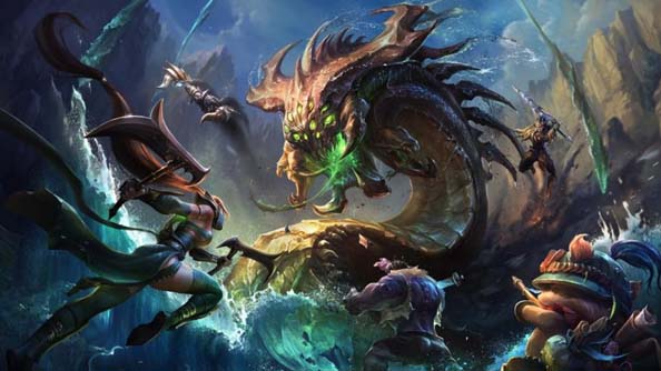 IPL5: Watch the League of Legends stream here