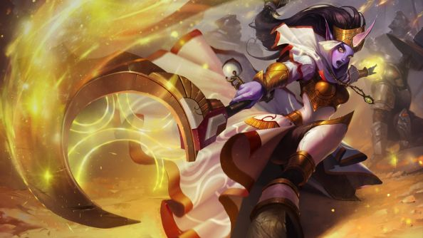 "Riot respond to League of Legends support champion worries: ""We're not trying to nerf Soraka"""