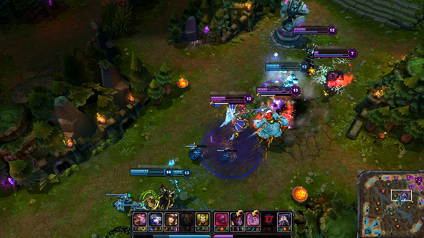 "Riot address LoL spectator cam kerfuffle: ""We have no interest in using patents offensively"""
