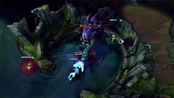 Here are the many changes Riot have planned for League of Legends' Summoner's Rift