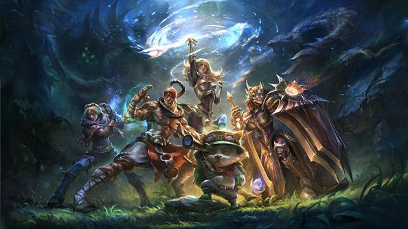 "Riot roll out beta Team Builder for League of Legends, lay foundations for ""great teamwork"""