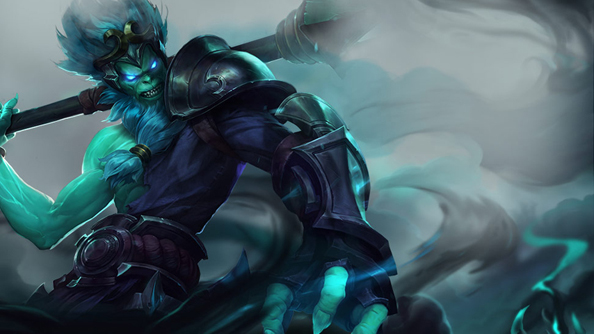 Hexakill comes to Twisted Treeline in League of Legends' Halloween event: The Harrowing