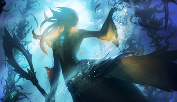 League of Legends Champion Spotlight: Nami, the Tidecaller