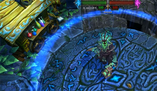 League of Legends champion revealed: Thresh, the Chain Warden