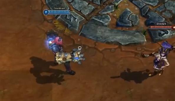 League of Legends champion revealed: Vi, the Piltover Enforcer