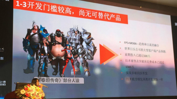 League of Titans is an upcoming Chinese game that definitely isn't Overwatch