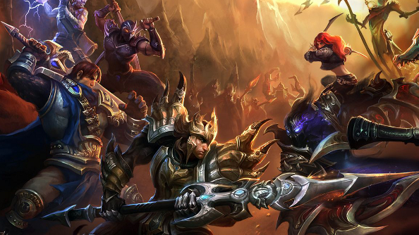 League of Legends gets a new mode for a week, making everyone a death-dealing god