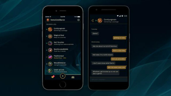 League of Legends Android and iOS companion app released