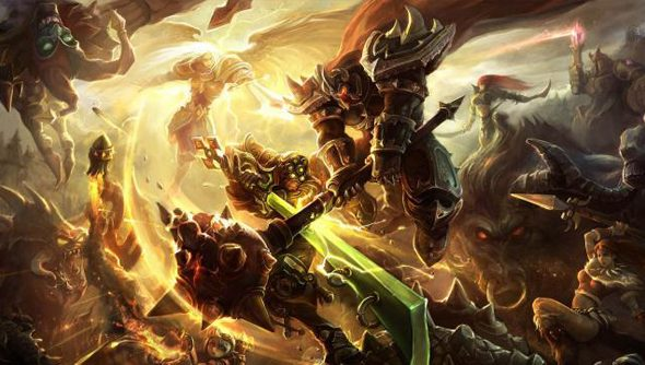 Riot are prepping League of Legends for its World Championships.
