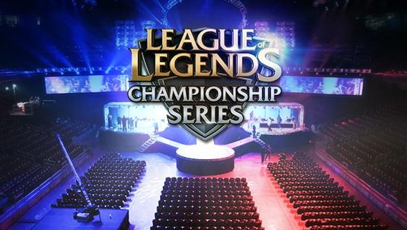 League of Legends Riot Games
