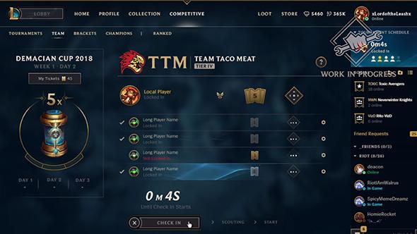 league of legends clash mode