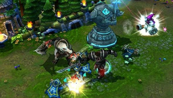 """Weekend in Paris: Riot bring Europe """"a little love"""" with League of Legends  All-Star 2014"""