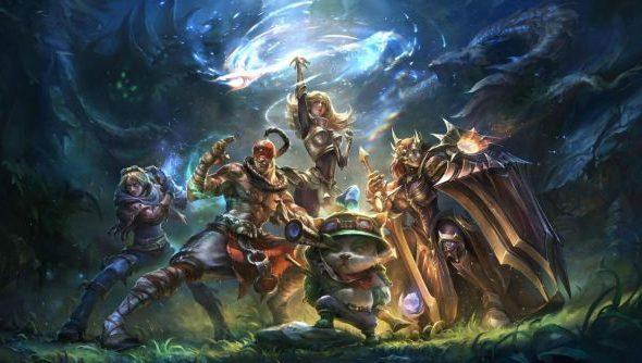 League of Legends dynamic queue