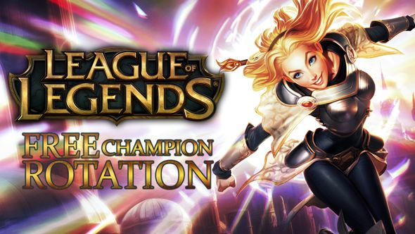 League free champion rotation