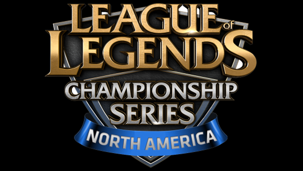 What this is all for: the League of Legends Championship Series.