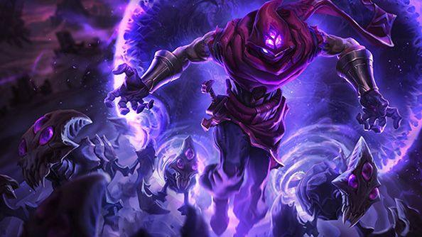 League of Legends Mid Season Magic