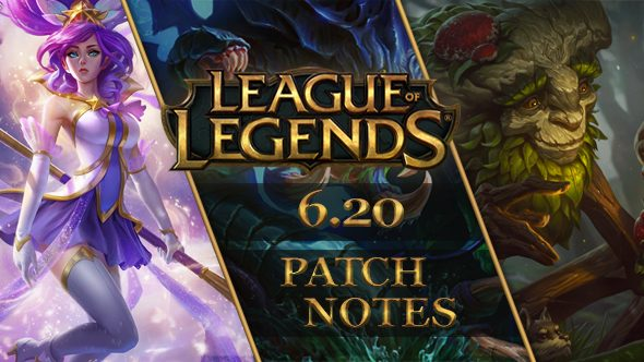 League of Legends patch 6.20