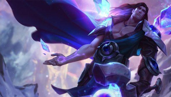 League of Legends patch 6.8 Taric