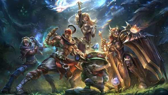 League of legends how matchmaking works