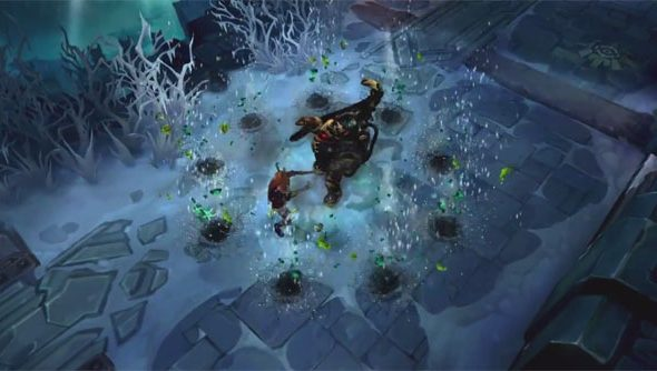 League of Legends showdown mode, showcased.