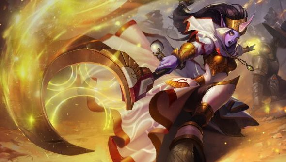 Riot respond to League of Legends support champion worries