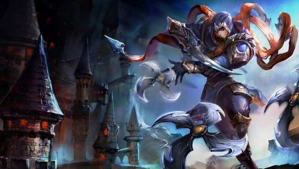 League of Legends RP cards failed to stick this Christmas.