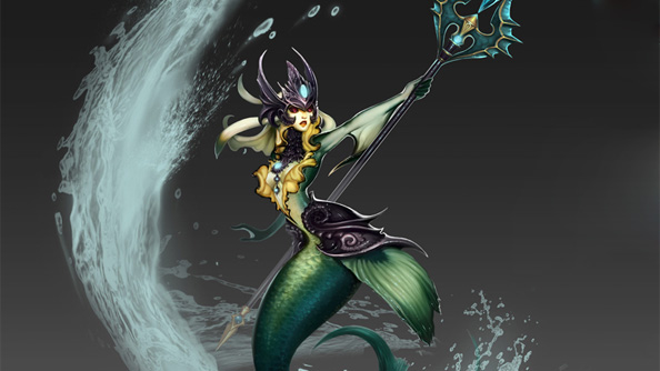 Riot tease new League of Legends champion: Nami, the little mermaid