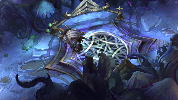 League of Legends' Twisted Treeline map to receive major update