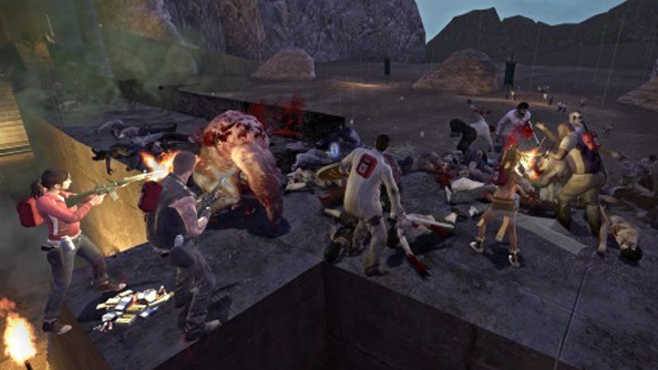 Left 4 Dead 2 Helm's Deep Reborn campaign endorsed by Valve and appears in the Steam workshop