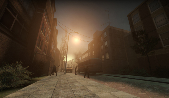 Left 4 Dead 2's City 17 campaign hits Steam Workshop