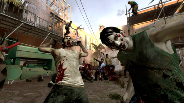 Valve release Left 4 Dead 2 assets to Source Filmmakers