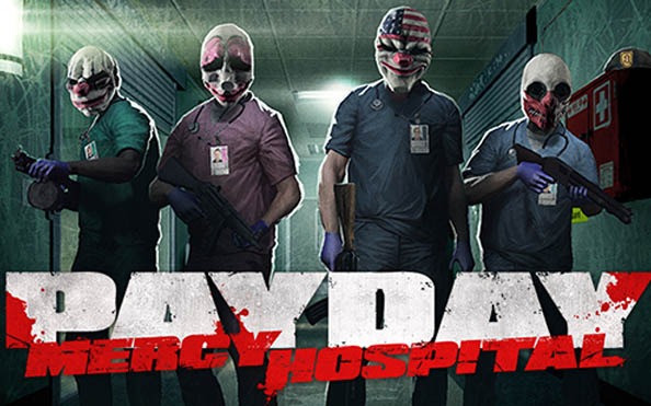 Left 4 Dead's Mercy Hospital now available as Payday: The Heist DLC
