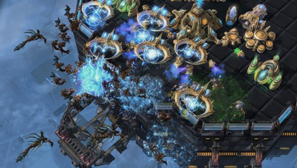 StarCraft II BlizzCon announcement