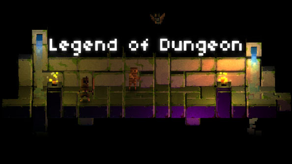 Legend of Dungeon Kickstarter reaches goal in a day; online multiplayer stretch goal added