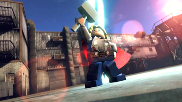 Lego Marvel Super Heroes trailer is chock full of familiar faces