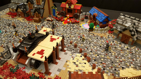 Diablo III fans rejoice as New Tristram rebuilt — with Lego
