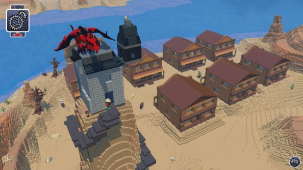 LEGO Worlds will offer split-screen and online multiplayer, many other upcoming features revealed