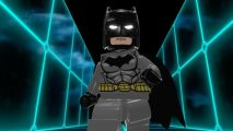Batman: better in black.