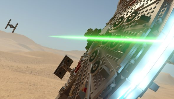 Lego Star Wars preview