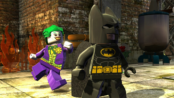 Lego Batman 2 launch trailer is proof that Batman can be funny