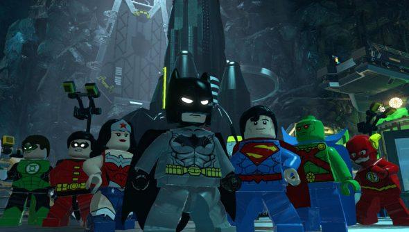 Lego Batman 3: Beyond Gotham release date