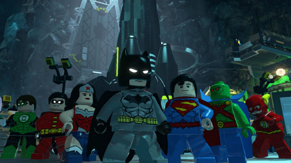 Lego Batman 3: Beyond Gotham launches into space in November