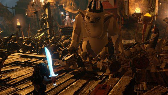 LEGO The Hobbit arrives in April