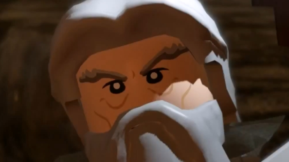 Lego-las: The Lego Lord of the Rings announced
